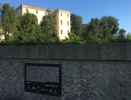Giovanni Comisso a Battaglia Terme