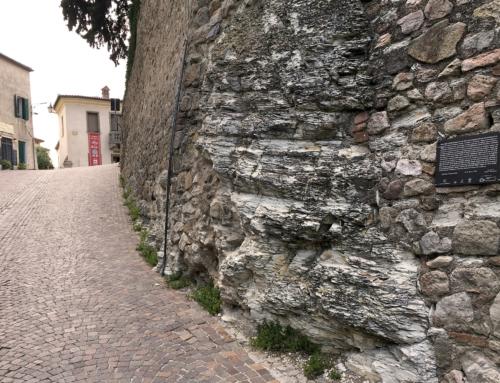 Gabriele D'Annunzio ad Arquà Petrarca
