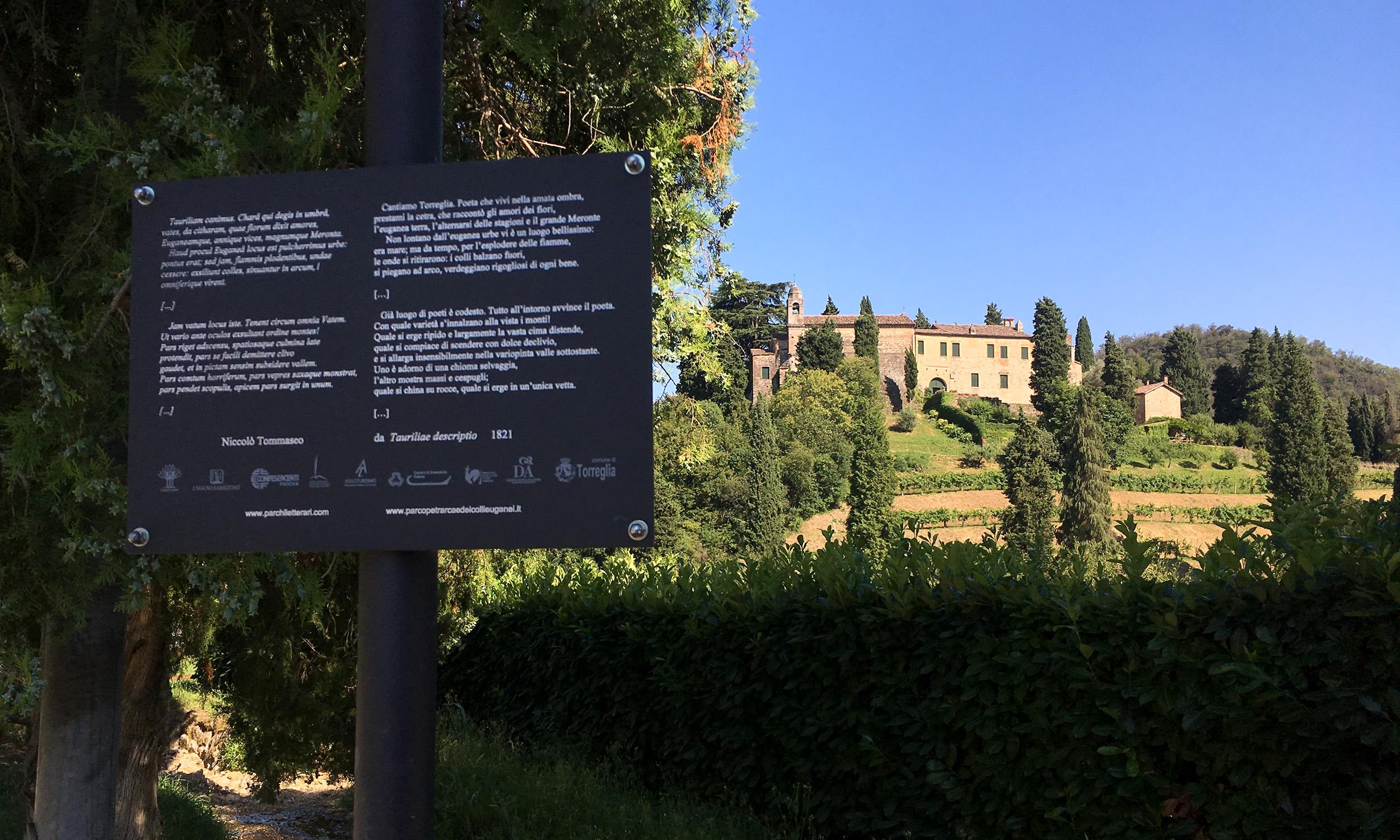 Niccolò Tommaseo a Torreglia